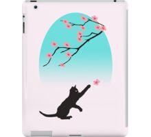 Spring Cat iPad Case/Skin