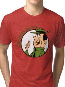 Ranger Smith Yogi Bear Tri-blend T-Shirt