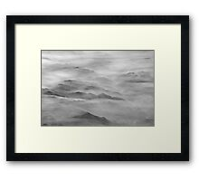 dusk till dawn Framed Print