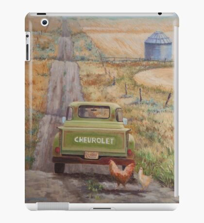 Two For the Road iPad Case/Skin