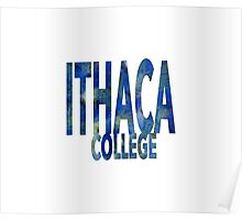 Ithaca College Poster