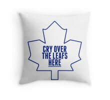 Cup Drought Throw Pillow