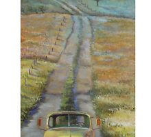 Long and Winding Road by Wendy Marquis