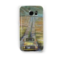 Long and Winding Road Samsung Galaxy Case/Skin