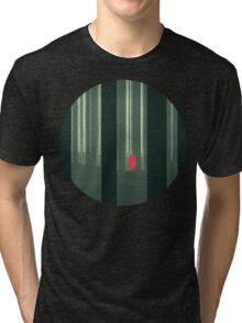 these woods (colour) Tri-blend T-Shirt