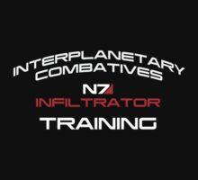 Infiltrator Mk3 by Draygin82