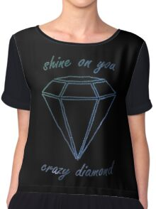 Pink Floyd – Shine On You Crazy Diamond Chiffon Top