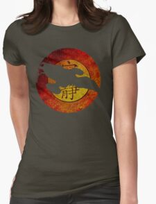 FireFly Logo Cutout  Womens Fitted T-Shirt