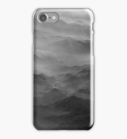 soft mountains iPhone Case/Skin