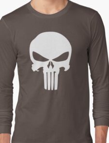 Punisher Skull Long Sleeve T-Shirt