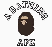 A Bathing Ape Baby Tee