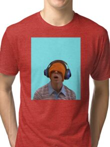 Bill Haverchuck Freaks and Geeks Tri-blend T-Shirt