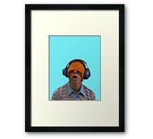 Bill Haverchuck Freaks and Geeks Framed Print