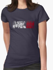 MKIII (white) Womens Fitted T-Shirt