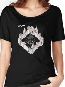 marauders map Women's Relaxed Fit T-Shirt