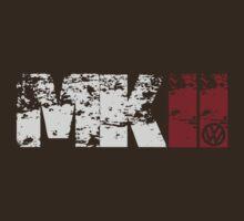 MKII (white) by BGWdesigns