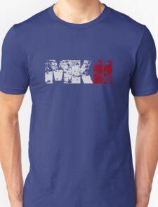 MKII (white) Unisex T-Shirt