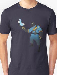 TF2 - BLU Pyro / Pyrovision T-Shirt