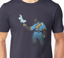 TF2 - BLU Pyro / Pyrovision Unisex T-Shirt