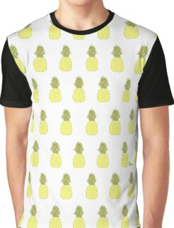 Pineapple by Shan Graphic T-Shirt