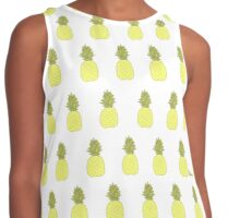 Pineapple by Shan Contrast Tank