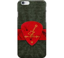 Guitar Chip iPhone Case/Skin