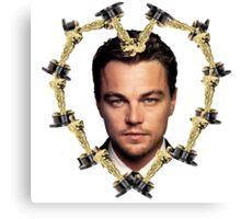 Leonardo DiCaprio Oscar Canvas Print