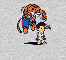 Street Fighter Calvin & Hobbes Unisex T-Shirt