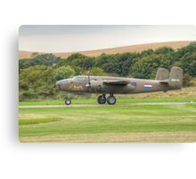 B25 Mitchell Canvas Print