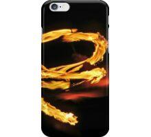 Juggling Fire iPhone Case/Skin