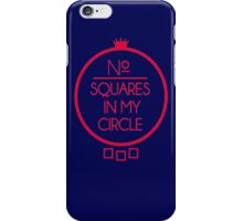 No Squares Yankee Red Xl iPhone Case/Skin