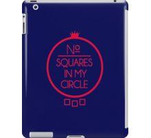 No Squares Yankee Red Xl iPad Case/Skin