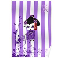 Chibi Lady Murasaki Poster