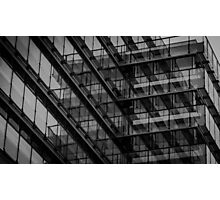mirror facade Photographic Print