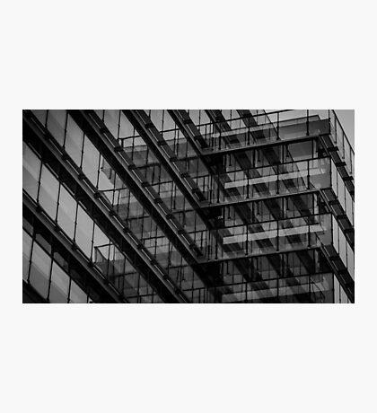 mirror facade Photographic Print