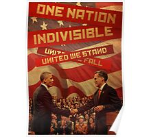 United We Stand, United We Fall Poster