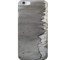 Sand and Seawall iPhone Case/Skin