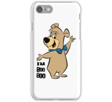 Bobo Bear Yogi Bear iPhone Case/Skin