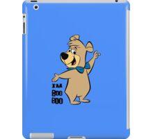 Bobo Bear Yogi Bear iPad Case/Skin