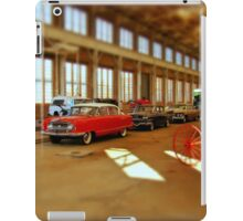 Time and Transportation iPad Case/Skin