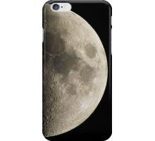 Half Full (Moon) iPhone Case/Skin