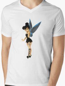 Dark Tinkerbell  Mens V-Neck T-Shirt