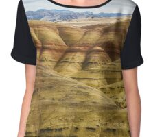 Time In Layers Chiffon Top