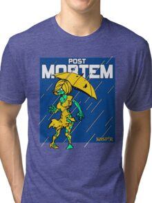 Post Mortem Tri-blend T-Shirt