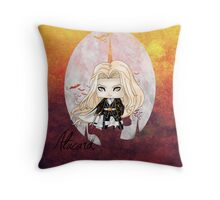 Chibi Alucard (vg) Throw Pillow