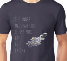 The inner machinations of my mind... Unisex T-Shirt