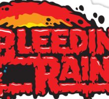 Bleeding Rainbow Sticker