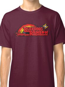 Bleeding Rainbow Classic T-Shirt