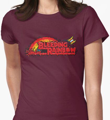 Bleeding Rainbow T-Shirt