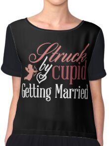Getting Married Chiffon Top